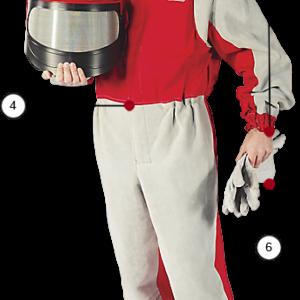 Contracor костюмы пескоструйщика